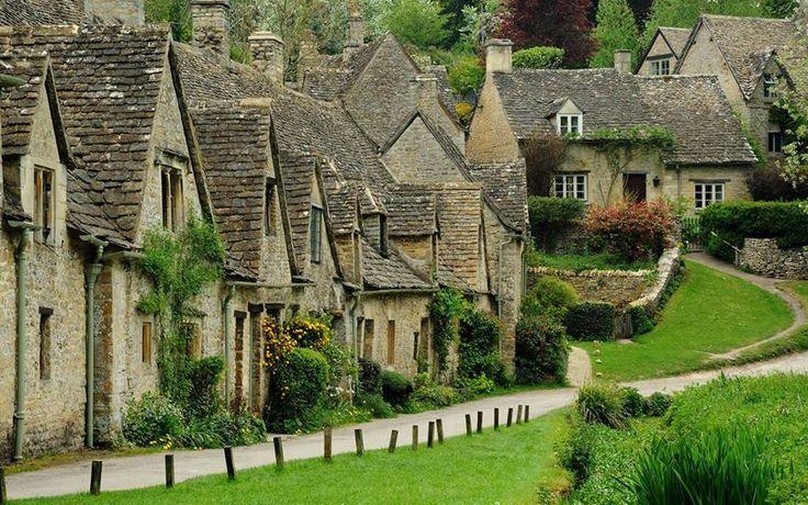 Cute village :)