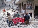 Esed iki yılda 125 kez kimyasal silah kullandı Suriye İnsan Hakları Örgütü (SNHR), Esed rejiminin kimyasal silah kullandığı Guta Katliamı'nın 2. yıl dönümü nedeniyle bir rapor yayımladı.