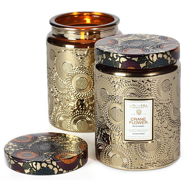 This candle is to die for! The smell is so intoxicating, it is worth the 'splurge'!
