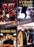 You Got Served/Stomp the Yard/Gridiron Gang/Finding Forrester [2 Discs] [DVD]