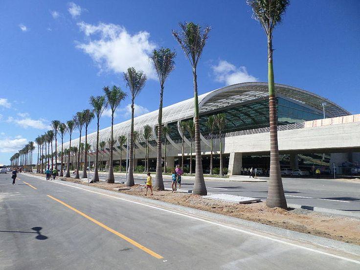 Aeroporto Internacional de São Gonçalo do Amarante–Governador Aluízio Alves ~ Natal, Brazil