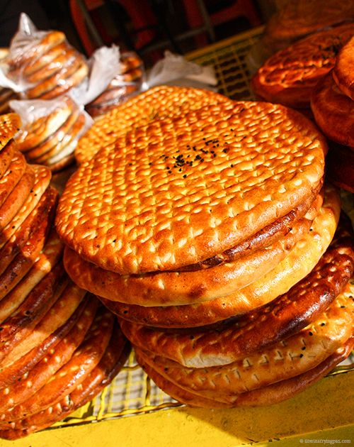 Wonders of Iranian bread!