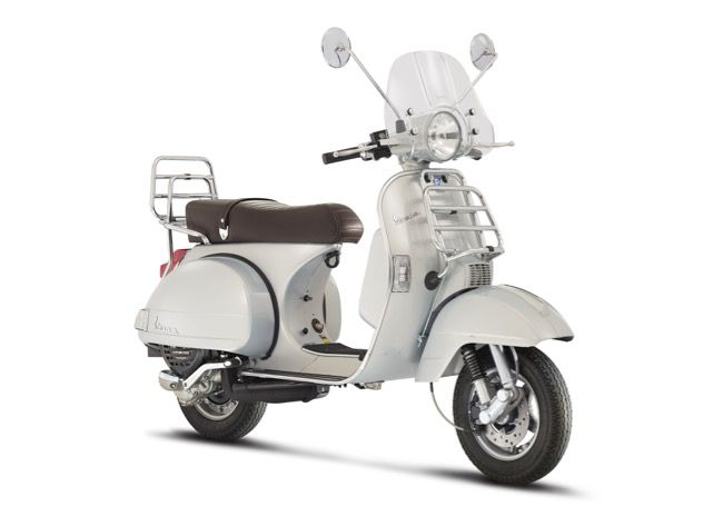 VESPA PX 150 'TOURING' | Scooter News and Reviews | Scootersales