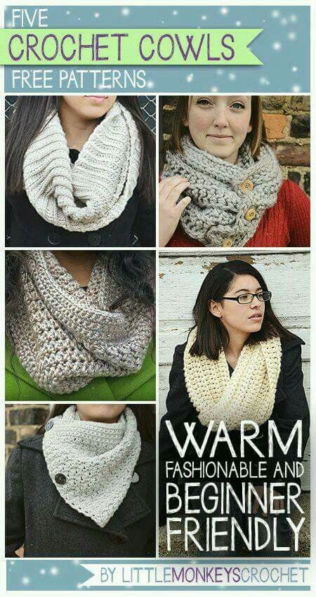Scarves are easy to make and a great accesory