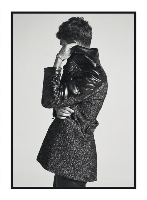 Photo by Adriano Russo. Styling by Ivan Rasic.  menswear mnswr mens style mens fashion fashion style editorial