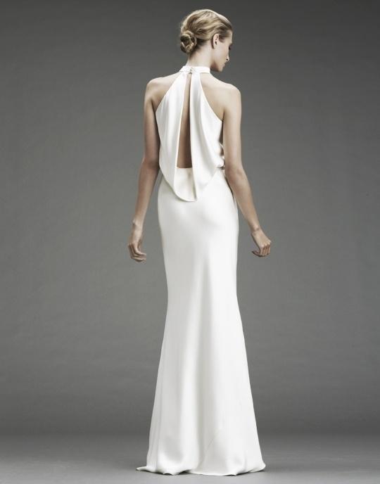 nicole miller gown