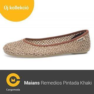 Maians Remedios Pintada Khaki - Megérkezett az új tavaszi-nyári Maians kollekció! www.cargomoda.hu #cargomoda #maians #madeinspain #handcrafted #springsummercollection #spring #summer #mik #instahun #ikozosseg #budapest #hungary #divat #fashion #shoes #fa