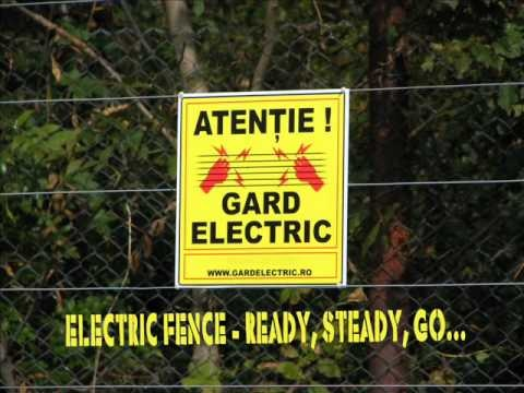 Electric Fence - Ready Steady Go