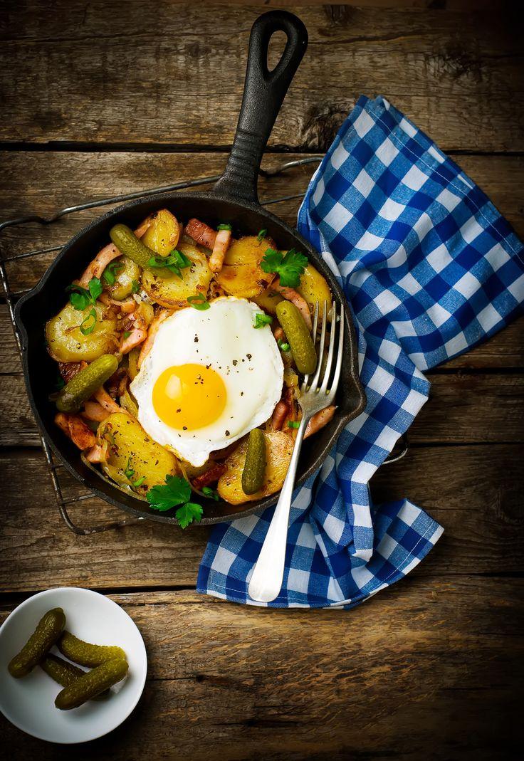 Деревенский завтрак | Кулинарный Блог