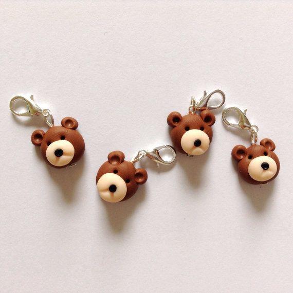 Crochet Stitch Markers Uk : stitch markerss bear stitch crochet stitch markers teddy markers uk ...