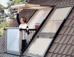 Velux balcony