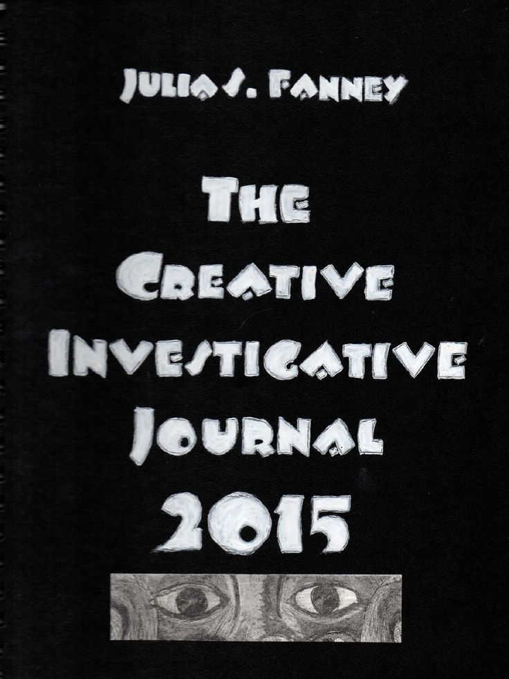 Julia Fanney's The Habits of Mind: Creative Investigative Journaling in Art Education