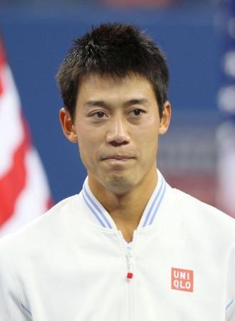 錦織、自己最高の世界ランク6位 男子テニス