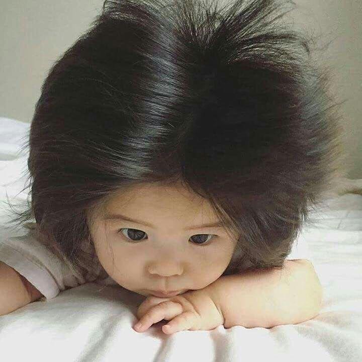 Keramas Dulu Pantene Hair Hairstylist Cute Baby Born Kids Imut Photography Photoshoot Pho Cute Asian Babies Baby Girl Hairstyles Baby Hairstyles
