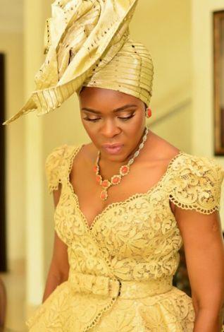 Welcome to Linda Ikeji's Blog: Photos: Designer Deola Sagoe stuns in new photos