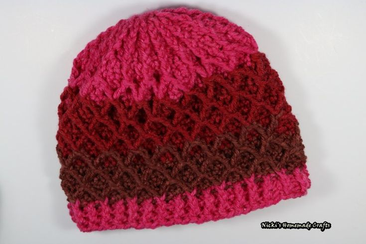 Everyone loves a crochet hat! Over 20 free crochet hat patterns to find a great hat pattern to crochet for your family and friends.
