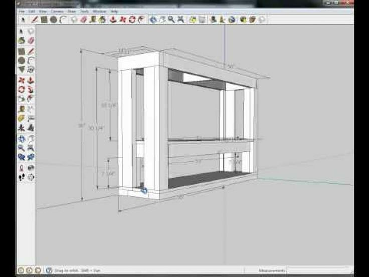 Building double aquarium stand woodworking projects plans for Double fish tank stand