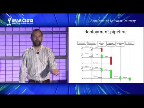 """▶ """"Adopting Continuous Delivery"""" - Jez Humble at Spark 2013: The Electric Cloud Summit - YouTube"""