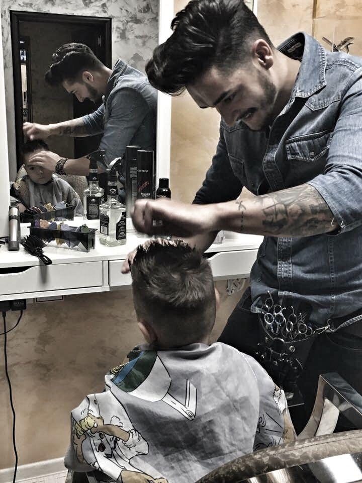 #kid #haircut