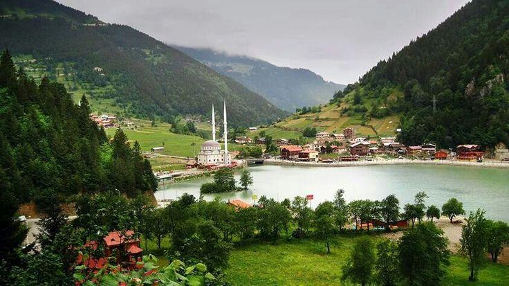 Trabzon Uzungöl is perfect area in Turkey :)