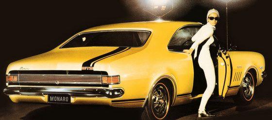 Holden HK Monaro-1960s