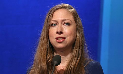 Parody Twitter account on Chelsea Clinton was removed and people want to know why