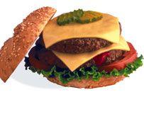 America's Favorite Cheddar Beef Burger | Wisconsin Milk Marketing Board