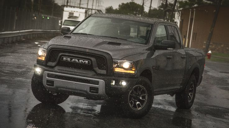 The 2016 Ram Rebel Isn't A Raptor, But Here's Why That Doesn't Matter #RamRebel #RamTrucks