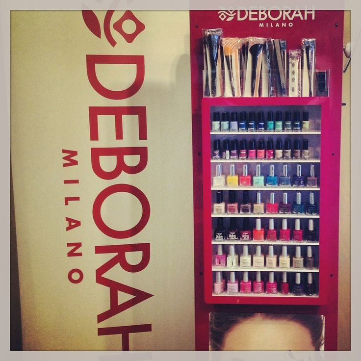 Deborah Milano Greece                              Nail polish - New collection