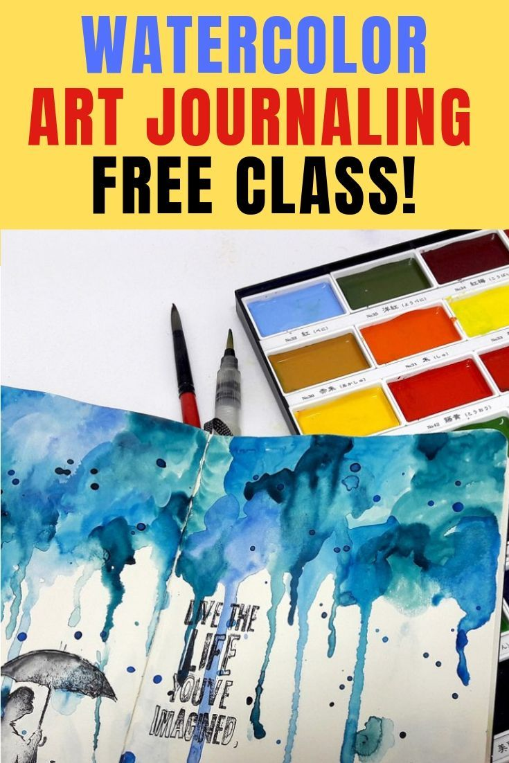Free Watercolor Tutorials For Beginners Coming Soon I M