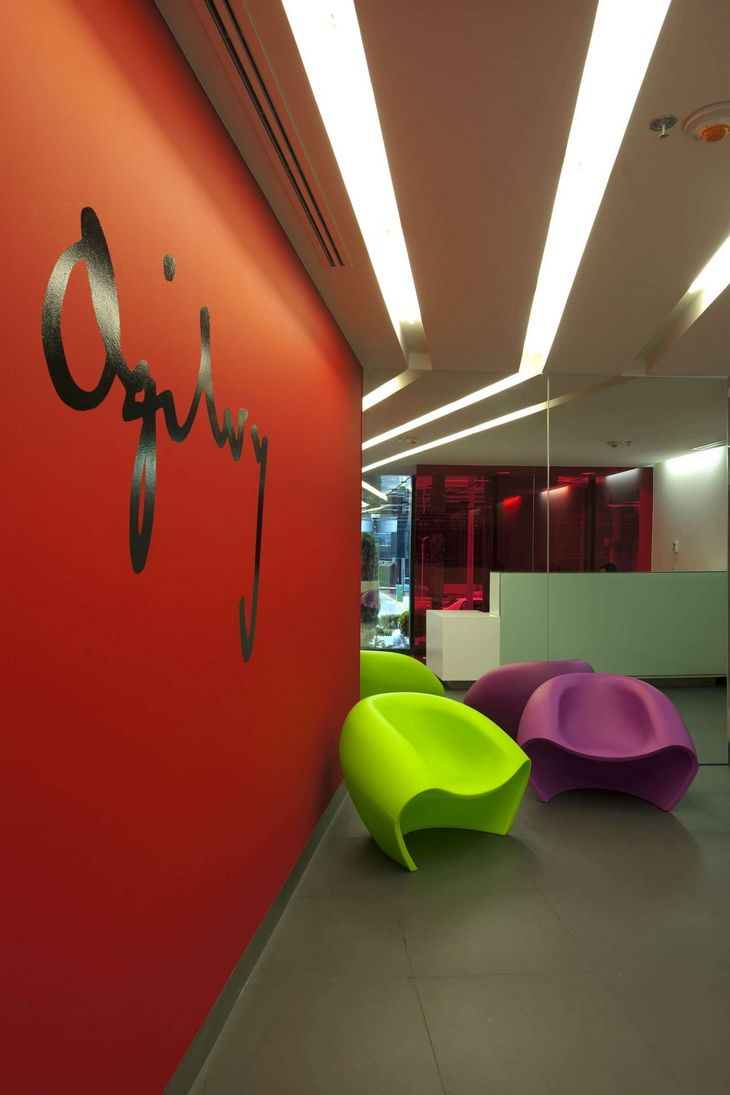 Group Ogilvy Office Paris Ogilvy Offices By Serrano Monjaraz Arquitectos Group Office Paris U
