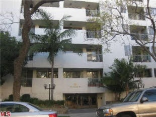 Beverly Hills condo, right around the corner from the Ivy :)