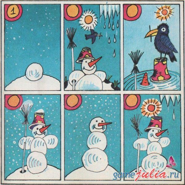 Весенние картинки детям :: Карточки и картинки для детей