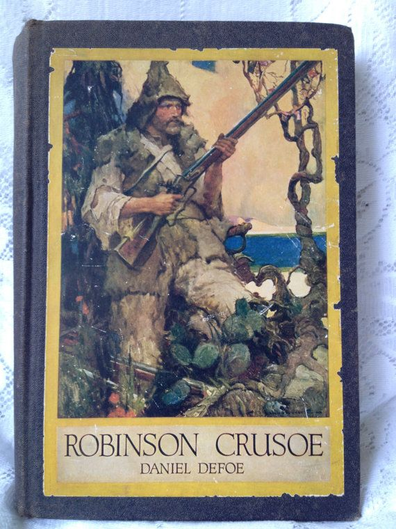 a book report of robinson crusoe by daniel defoe Robinson crusoe by daniel defoe –review 'i enjoyed this book because you  didn't know what was going to happen the way the words are.