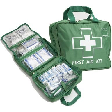The Steroplast 70 Piece #FirstAid Kit Bag is ideal for the mobile first aider.