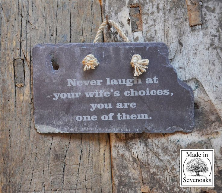 26 Best Slate Signs Made By Us Images On Pinterest
