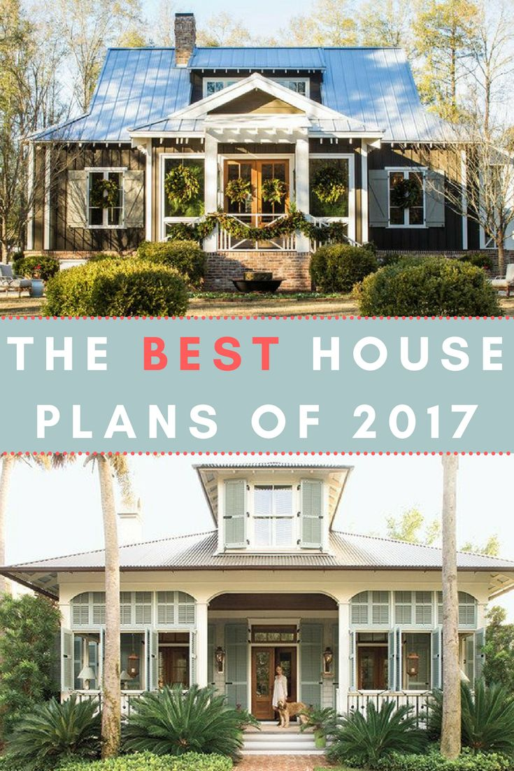 The Best House Plans of 2017 570