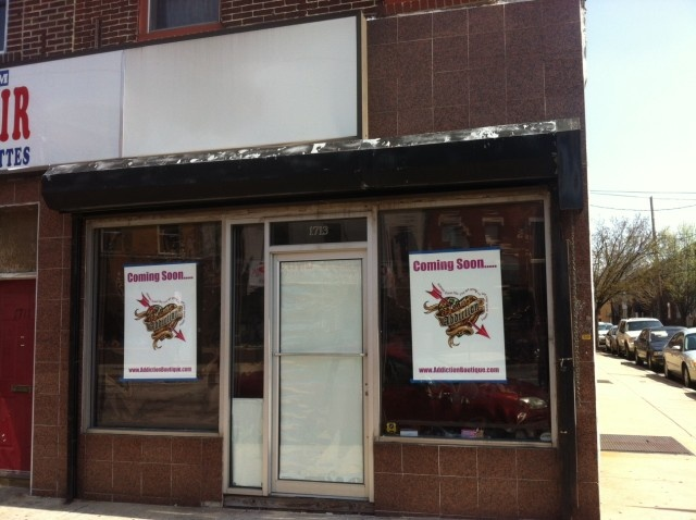 Fresh off the news yesterday that Hip & Thrifty would be opening on the 1800 block of East Passyunk comes word of yet another women's clothing store at 12th and Passyunk. This one is going to be called Addiction Boutique. Owner Alicia DiMichele already owns another shop by the same name in Cherry Hill on [...]