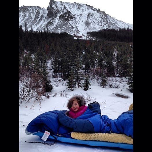An introduction to winter camping