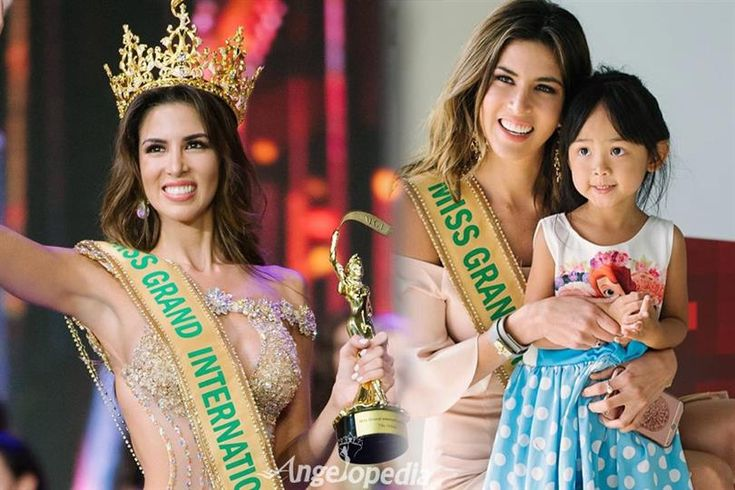 Maria Jose Lora's First Reigning Journey to China for Miss Grand China 2018