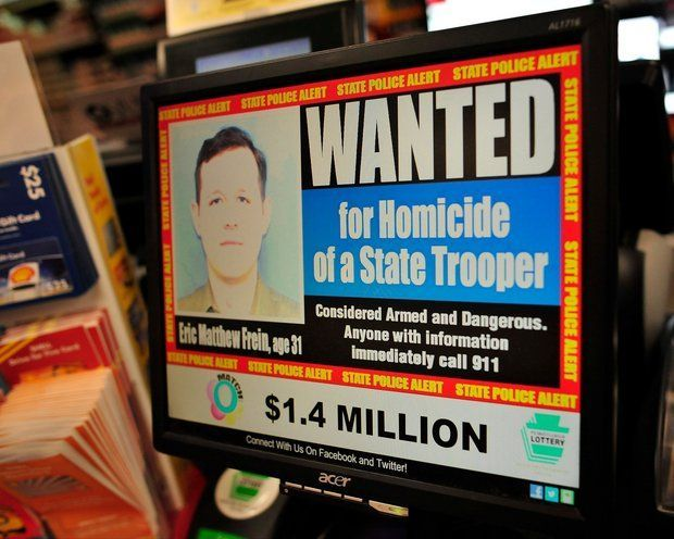 Who is Eric Frein?