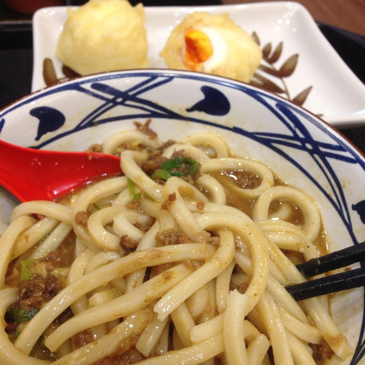 Beef Curry Udon by Marugame Udon