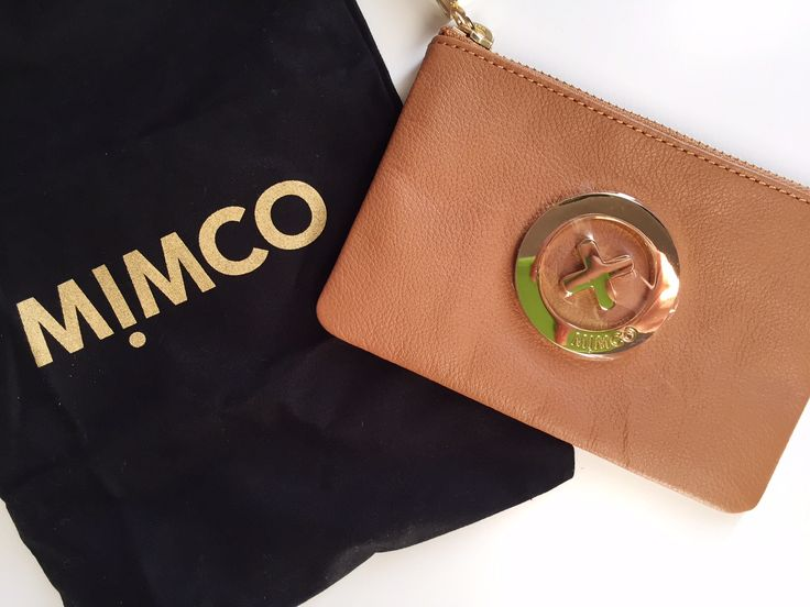 Supernatural Pouch x Mimco
