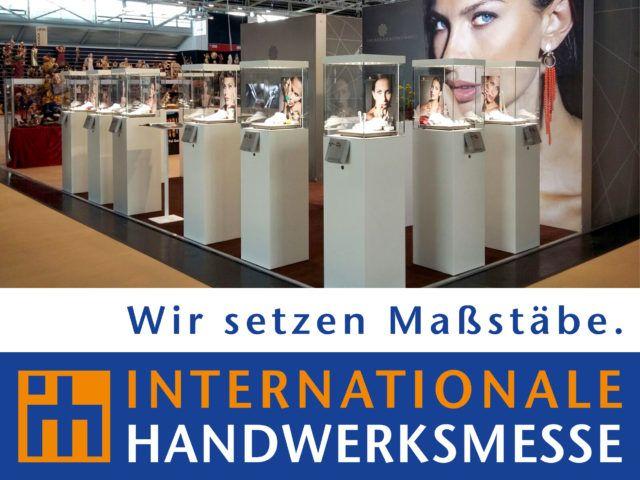 IHM Internationale Handwerksmesse München 2017 - Tiroler Goldschmied. https://www.tirolergoldschmied.it/de/ihm-internationale-handwerksmesse-muenchen-2017/
