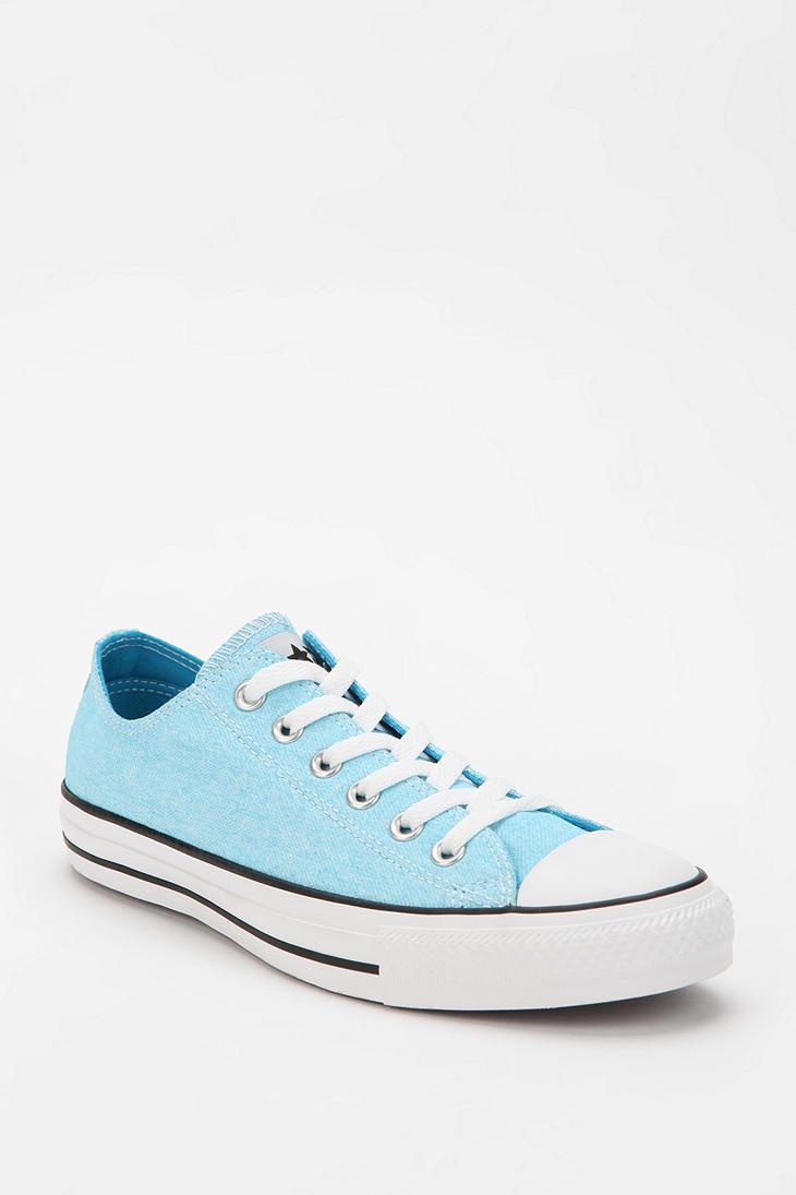 Converse Chuck Taylor All Star Neon Low-Top Sneaker