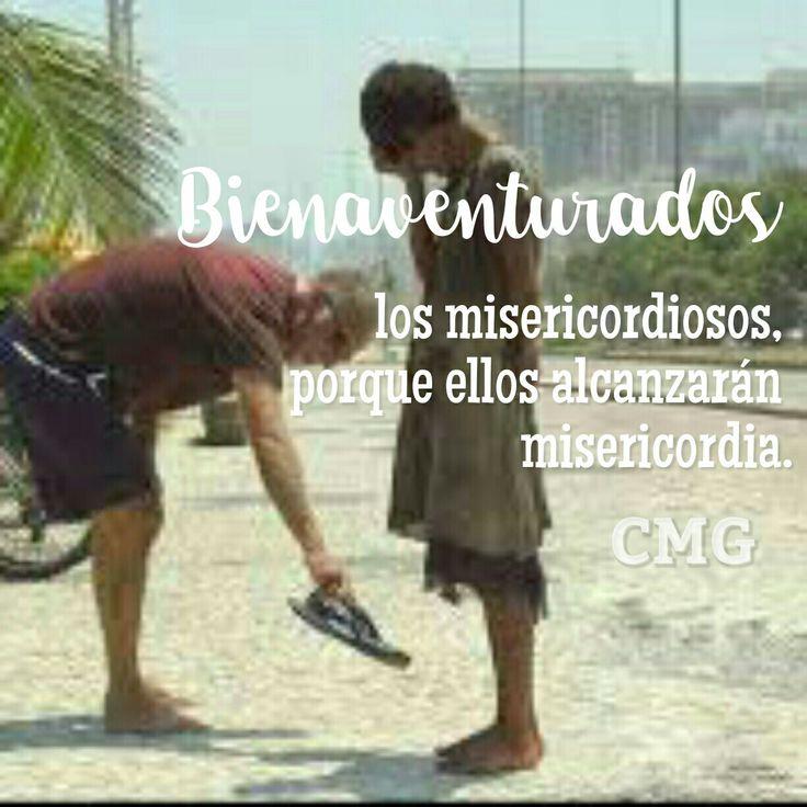 Dios bendice a los compasivos, porque serán tratados con compasión. Mateo 5:7 NTV