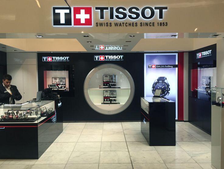 Tissot Myer Kiosk