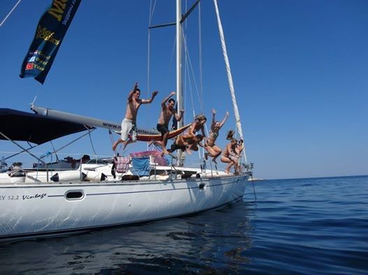 Sail Croatia (with good friends only please) - nooks & cranny