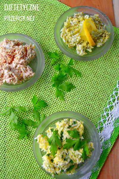 Jajka to nieodłączny element wielkanocnego stołu. Proponuję Wam trzy zdrowe sposoby na przygotowanie pysznych past z jajek: pastę jajek z zieloną pietruszką, pastę z tuńczykiem oraz pastę z jajek i…