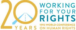 Human rights achievements over the last 20 years via UNHR Office of the High Commissioner